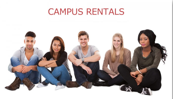 U of O campus rentals, Eugene, Oregon