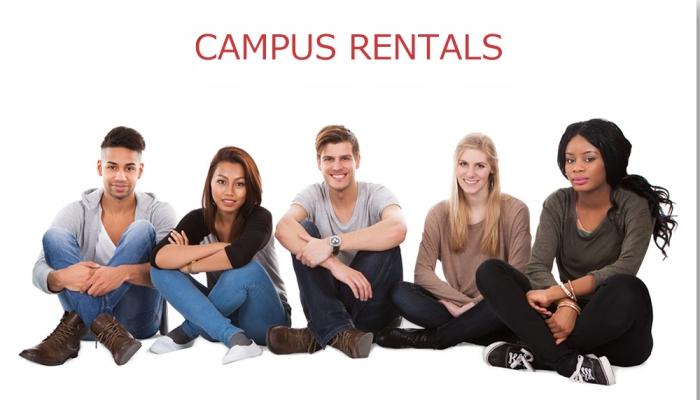 U of O campus rentals, Eugene, Oregon